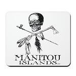 Manitou Islands Mousepad