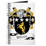 Wilson Coat of Arms Journal