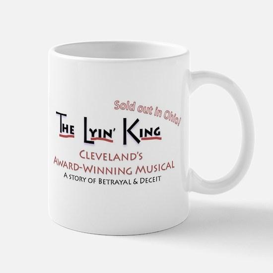 Unique Lebron Mug