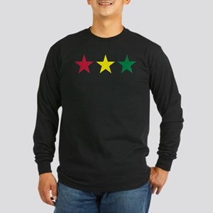 Reggae Long Sleeve Dark T-Shirt