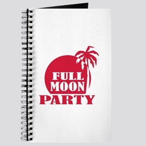 Full Moon Party Journal