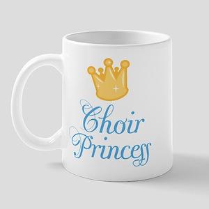 Choir Princess Mug