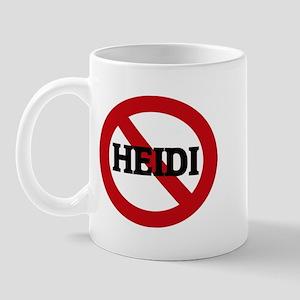 Anti-Heidi Mug
