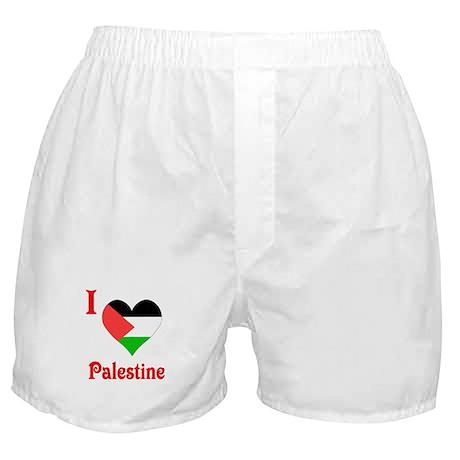 I Love Palestine #5 Boxer Shorts