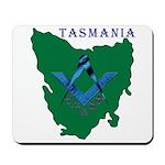 Tasmanian Masons Mousepad
