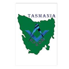 Tasmanian Masons Postcards (Package of 8)