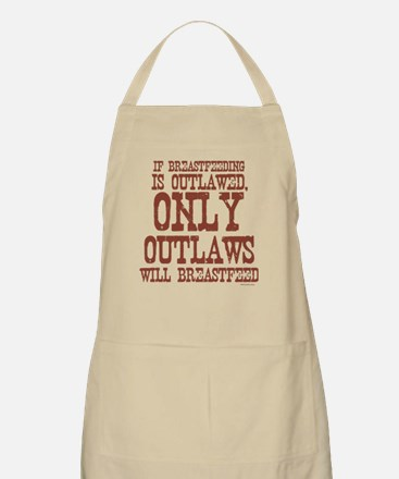 Breastfeeding Outlaw Apron