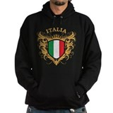 Italia Dark Hoodies
