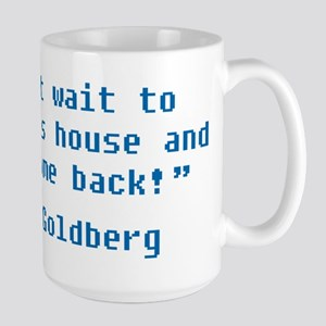 Goldbergs Can't Wait To Leave Mugs