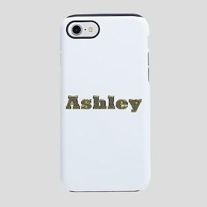 Ashley Gold Diamond Bling iPhone 7 Tough Case