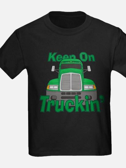 Keep On Truckin T