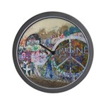 John Lennon Wall Clock