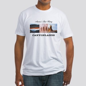 ABH Canyonlands Fitted T-Shirt