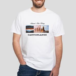 ABH Canyonlands Men's Classic T-Shirts