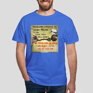 BLAME BUSH ! Dark T-Shirt
