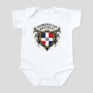 Dominican Republic Infant Bodysuit