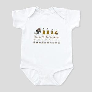 La Yumba Infant Bodysuit