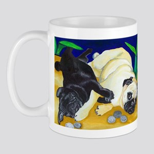 Pug Play Mug