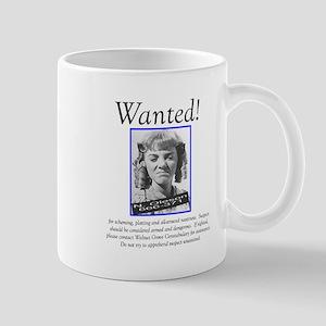 Alison Arngrim Nellie Gifts Mug