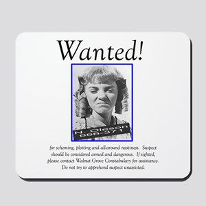 Alison Arngrim Nellie Gifts Mousepad