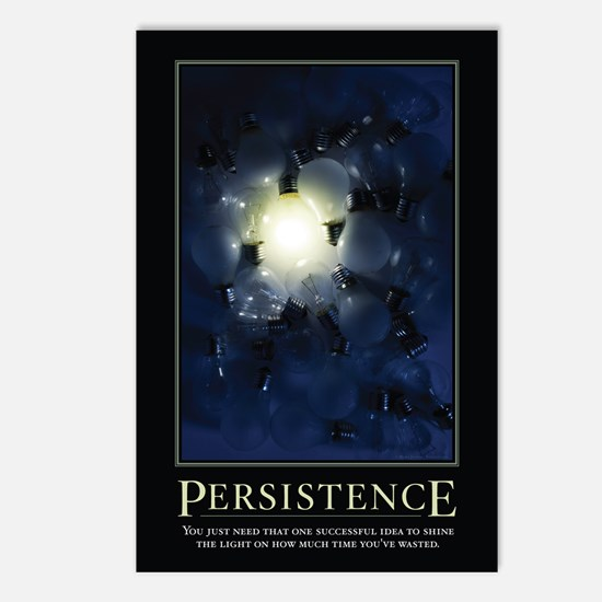 Persistence Postcards (Package of 8)