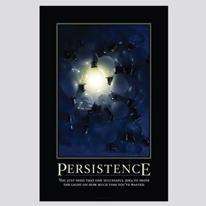 Persistence Large Poster