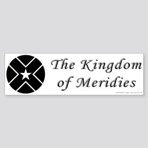 Meridies Populace Badge Sticker (Bumper)