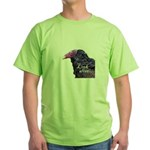 Look Alive.... Green T-Shirt
