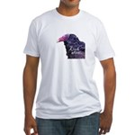 Look Alive.... Fitted T-Shirt