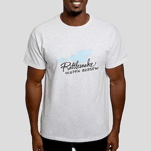 Rattlesnake Island Light T-Shirt