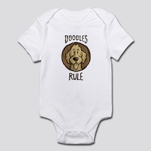 Doodles Rule Infant Bodysuit