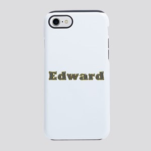 Edward Gold Diamond Bling iPhone 7 Tough Case