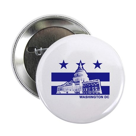 "Washington DC 2.25"" Button"