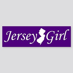 Jersey Girl Sticker (Bumper)