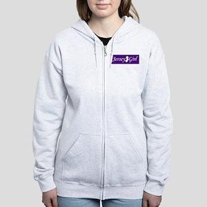 Jersey Girl Women's Zip Hoodie