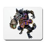 Domesticated Werewolf Mousepad