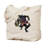 Domesticated Werewolf Tote Bag