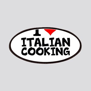 I Love Italian Cooking Patch
