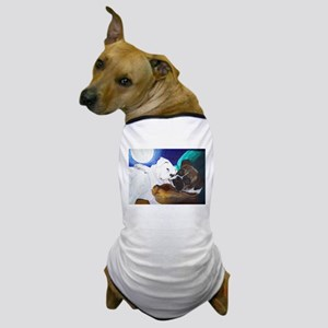 Busted Boxers Dog T-Shirt