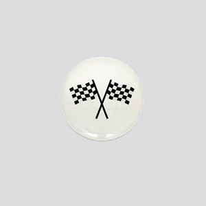 Racing flags Mini Button