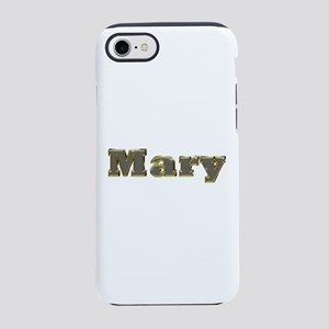 Mary Gold Diamond Bling iPhone 7 Tough Case