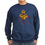 Ladybug Party Sweatshirt (dark)