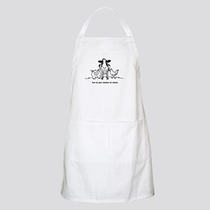 Fun to Pet BBQ Apron