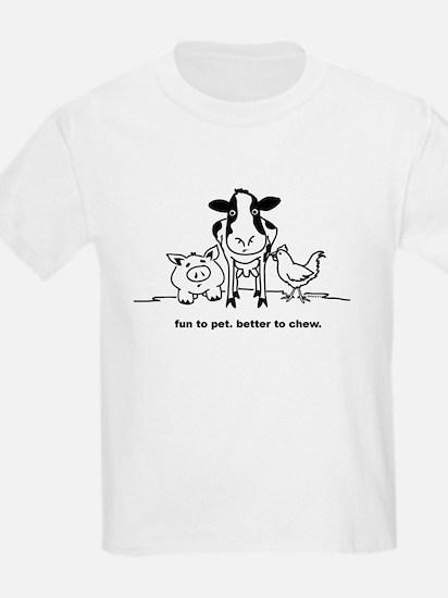 Fun to Pet Kids T-Shirt