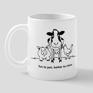 Fun to Pet Mug