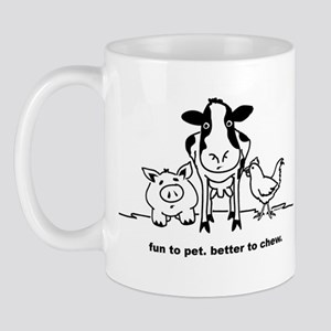 Fun to Pet Mug