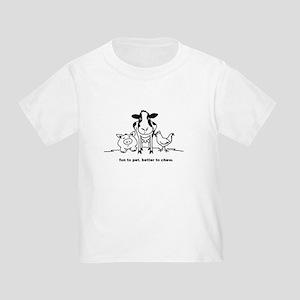Fun to Pet Toddler T-Shirt