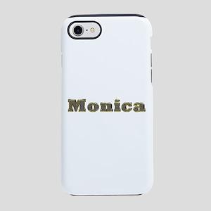 Monica Gold Diamond Bling iPhone 7 Tough Case