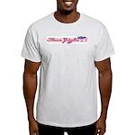Mama Grizzlies Script Light T-Shirt
