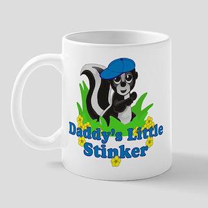 Daddy's Little Stinker Boy Mug